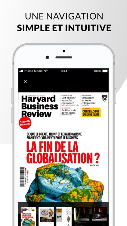 Harvard Business Review screenshot-3