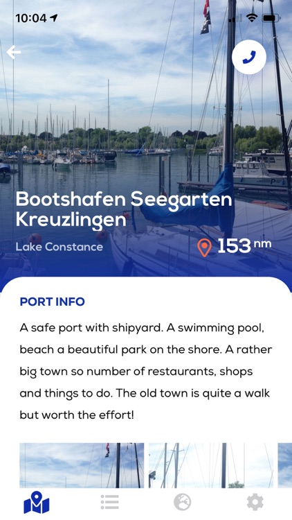 Marina Guide - Lake Constance
