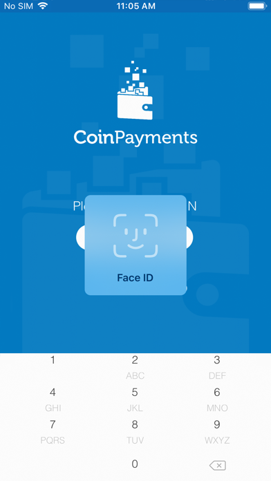 CoinPayments - Crypto Wallet - 窓用