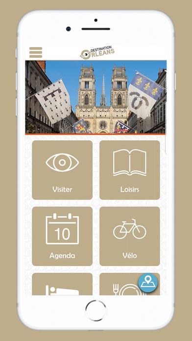 Destination Orléans screenshot one