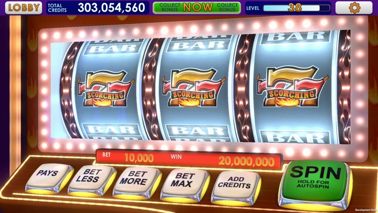 Triple 7 Deluxe Classic Slots screenshot-9