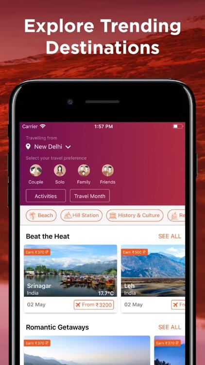 ixigo - Flight & Hotel booking screenshot-7
