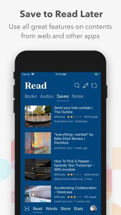AA Reader - Ebook reader screenshot-4