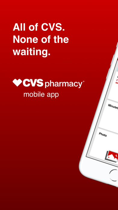 Screenshot for CVS Pharmacy in United States App Store