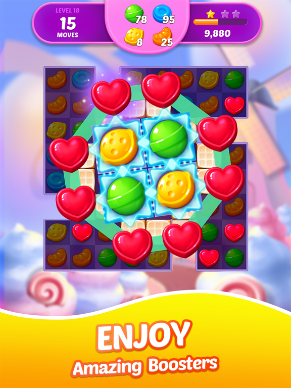 Lollipop : Link & Match screenshot 7