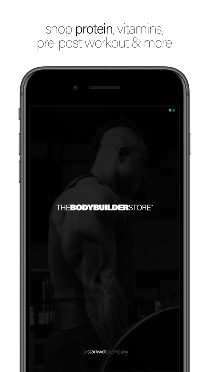 The Bodybuilder Store