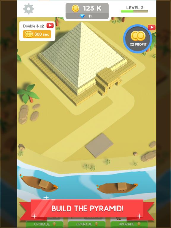 iPad Image of Idle Landmark Tycoon
