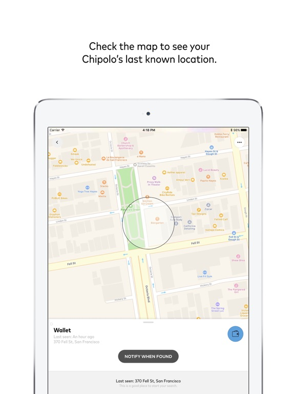 Chipolo – Find Your Everything screenshot 8