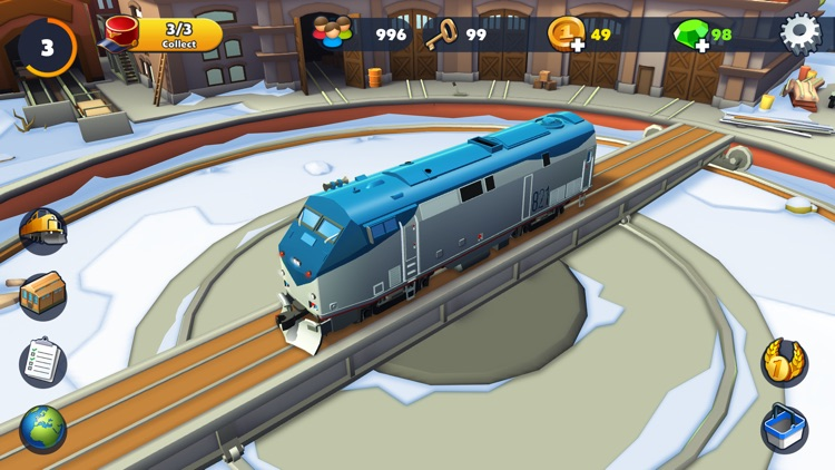 Train Station 2: Rail Strategy screenshot-3