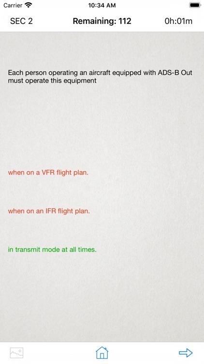 Instrument Test Prep Airplane screenshot-6