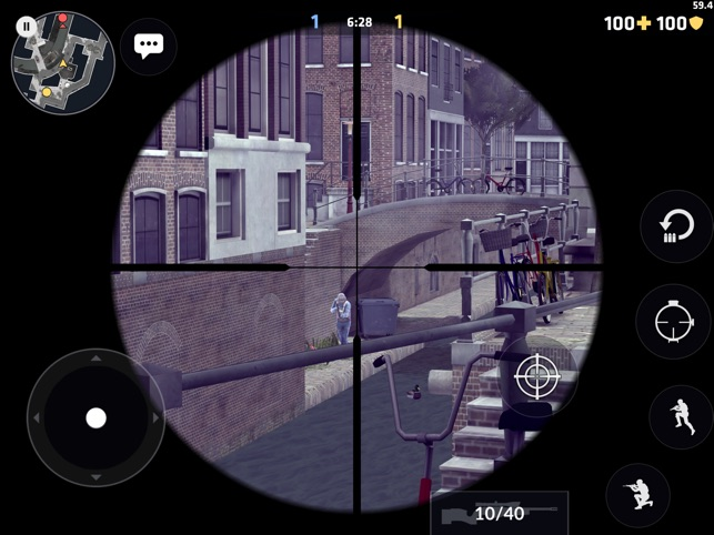 critical ops check connection