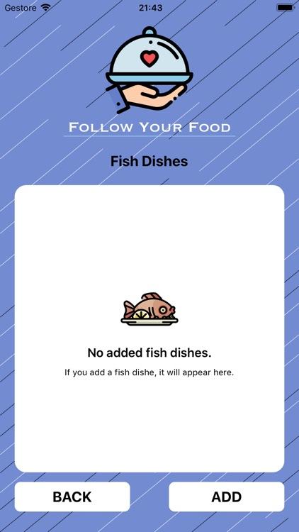 Follow Your Food screenshot-8