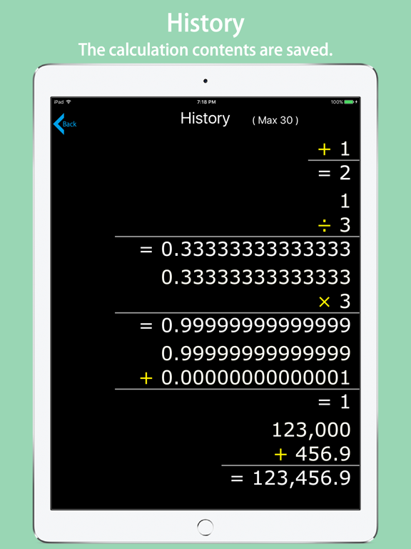 CalcuTotal screenshot 12
