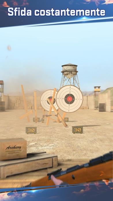 Screenshot of Mondo di tiro: cecchino4