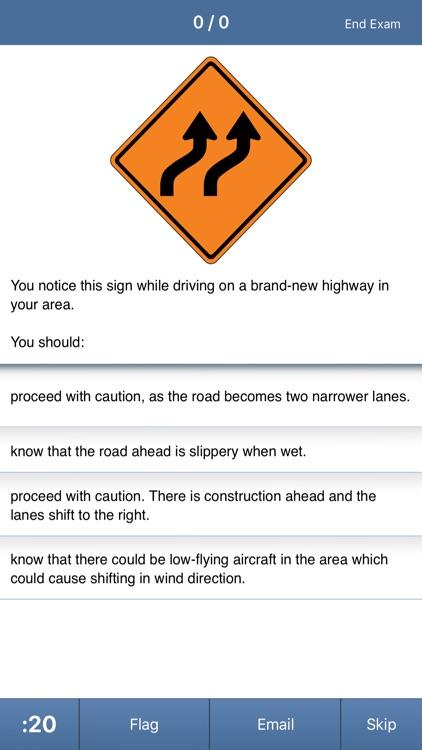 DMV Permit Test & Drivers Ed