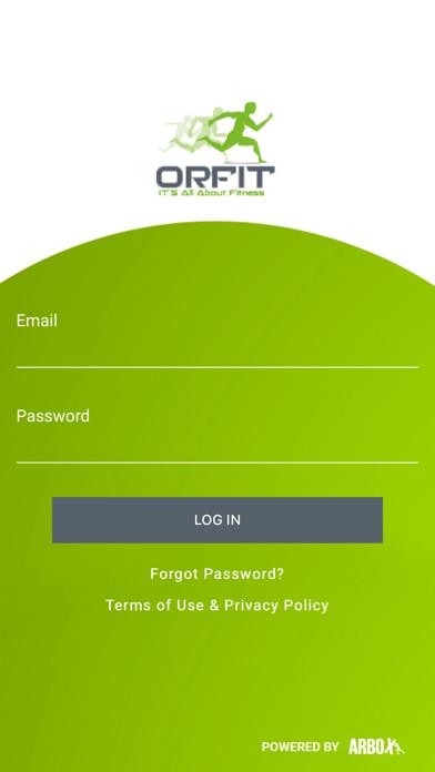 ORFIT screenshot 2