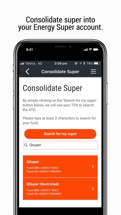 Energy Super App screenshot-5