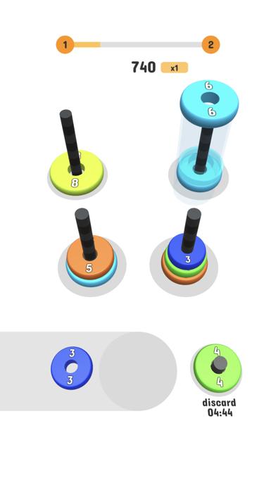 Stack Merge 3D screenshot 6