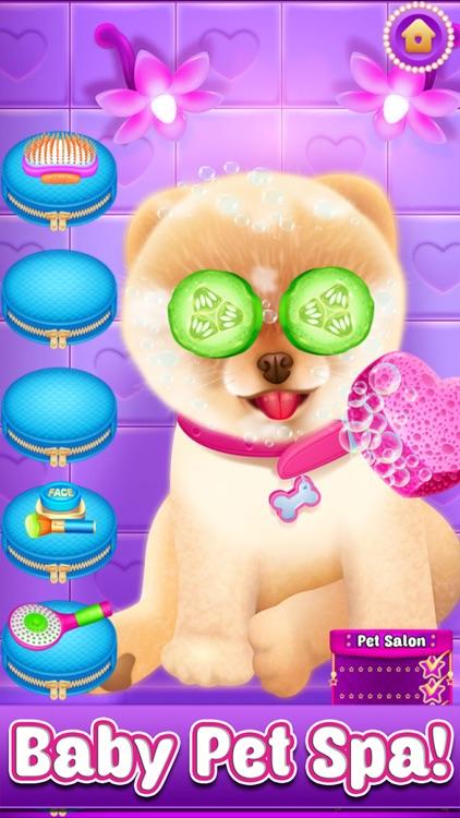 My Baby Pet Salon Makeover screenshot-0