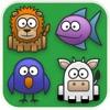 Animals: Matching Game