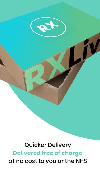 RXLive - NHS prescriptions screenshot-3