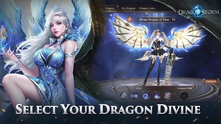 Dragon Storm Fantasy by Goat Co. Ltd