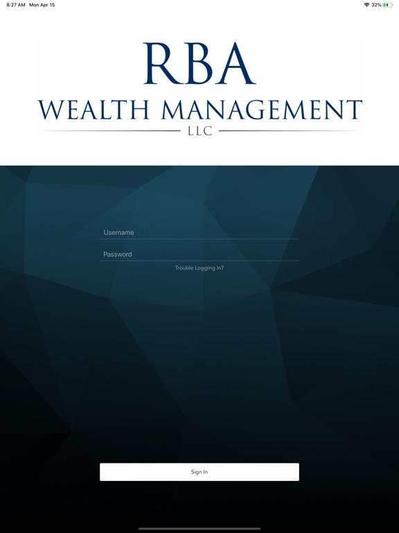 RBA Wealth Management, LLC screenshot #4