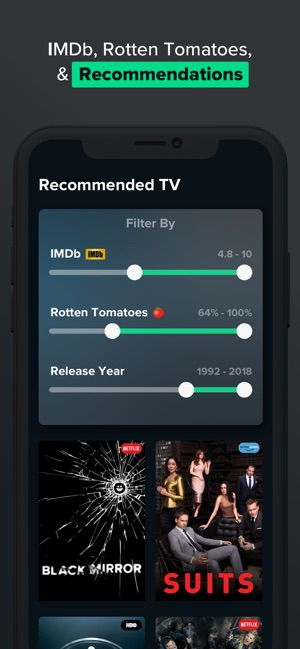 Reelgood - Streaming Guide on the App Store