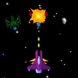 Battle in Galaxy