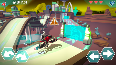 Gravity Rider Zero screenshot four