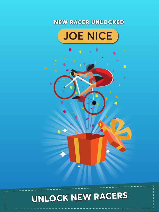 Bicycle Tour, game for IOS