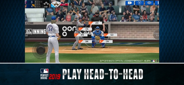 ce689b755008 MLB Perfect Inning 2019 on the App Store