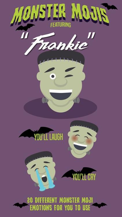 Frankie - Monster Mojis Series