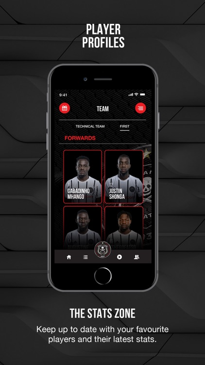 Orlando Pirates Official App screenshot-4