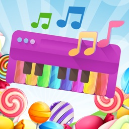 Candy Piano - Play & Learn