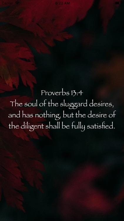 Bible Devotional: Affirmations