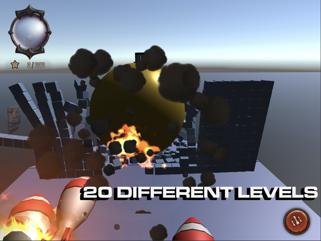 ‎Angry Shoot - Launch Rocket Screenshot