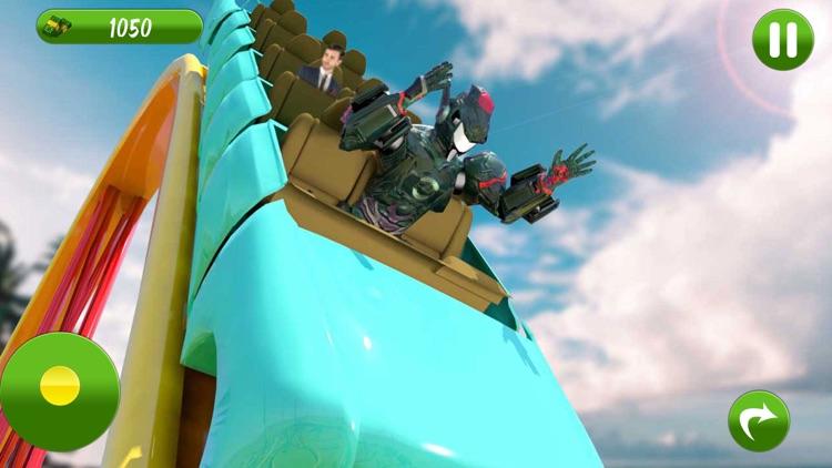Superhero Water Park Slide '20 screenshot-5