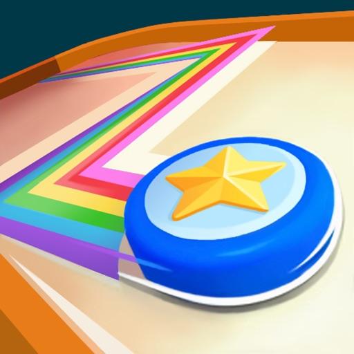 激斗圆盘-物理弹球打砖块游戏