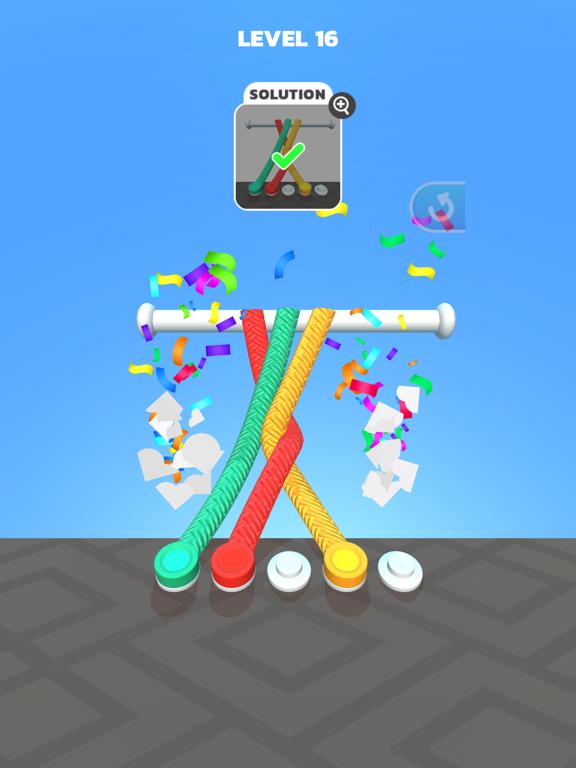 Tangle Master 3D screenshot 12