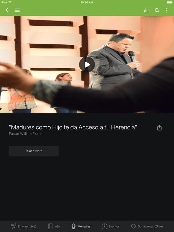 Ministerio Evangel screenshot 5