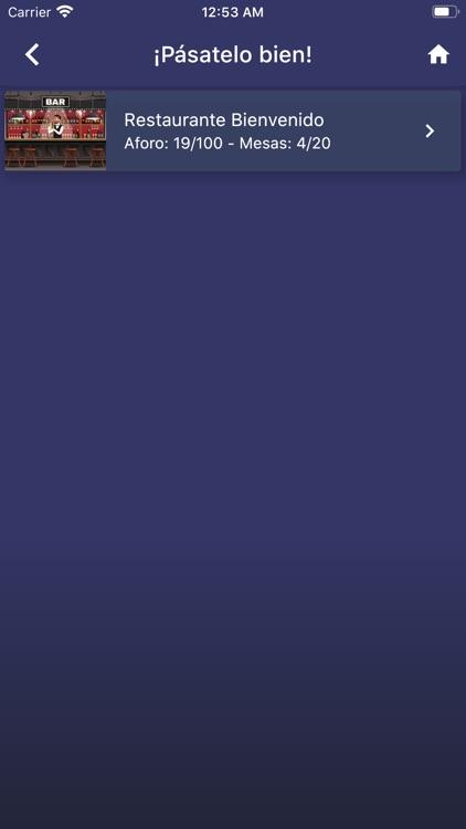 Hueco - Aforo en tiempo real screenshot-3