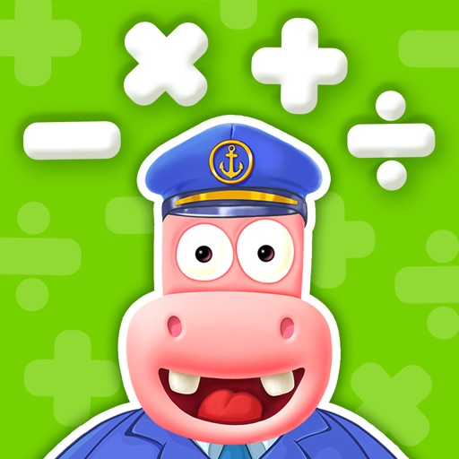 Splash Math - Games for Kids app logo