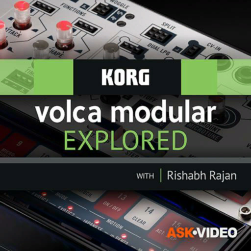 Volca Modular Course by AV 107
