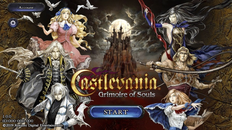 Castlevania Grimoire of Souls screenshot-0