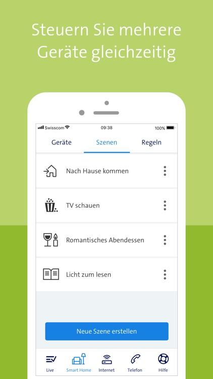Swisscom Home App screenshot-6