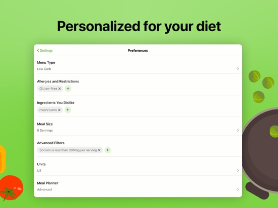 Mealime Meal Plans & Recipesのおすすめ画像6
