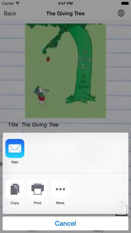 BookScanner App screenshot-3