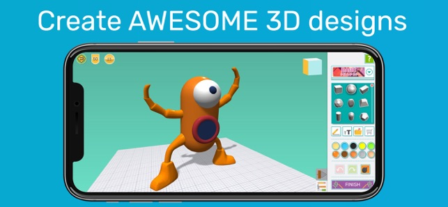 Makers Empire 3D - 3D Modeling on the App Store