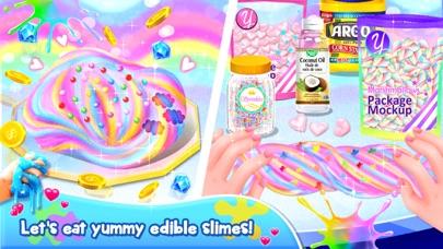 Unicorn Slime: Cooking Games Screenshot on iOS